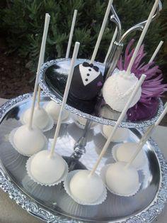 Wedding cakepops #wedding #cakepops #cake