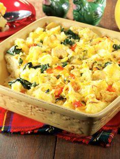 Potato, Spinach and Quorn Breakfast Hash | Morningstar Farms/Boca/Quo ...