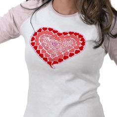 Candy Hearts T-Shirt