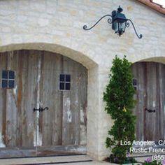 Garage Doors French Country On Pinterest Garage Doors