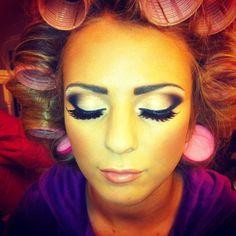 ♥ Her Makeup