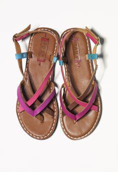 Chickadee Sandals