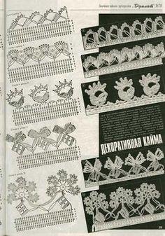 Duplet 70 Russian crochet patterns magazine