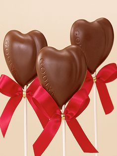 godiva chocolate!!!  http://relationshipadvisorblog.blogspot.com/