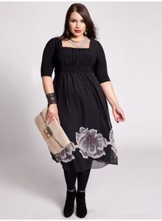 Beautiful Plus Sized Clothing