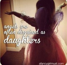 angels = daughters