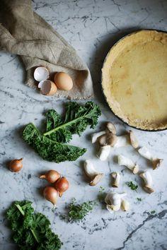 glutenfree kale quic