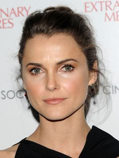 Keri Russell- Soft summer deep, a new category that rides the cusp between summer and winter with warm undertones.
