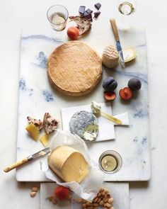 6 ways to create the perfect cheese plate.
