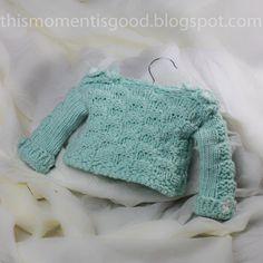 Loom Knit Checkerboard Baby Sweater Pattern:  12 Month Size.  Adorable! loom pattern, sweater patterns, checkerboard sweater, baby sweaters, knit checkerboard, knit loom, knit babi, babi sweater, loom knit