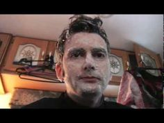 David Tennant's Prosthetics For 42 - David Tennant's Doctor Who Video Diaries
