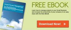 "Free Ebook: ""Simple #ProjectManagement For Small Business - Six Easy Steps To Success"" http://ow.ly/b2ZWi Download yours now!"