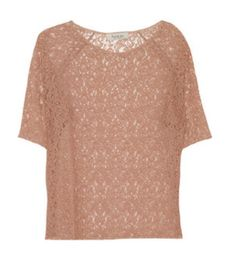 paul & joe lace top