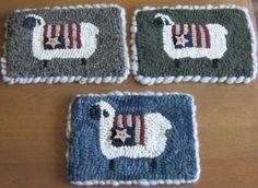 Primitive Handmades Mercantile: Widgets & Wool Primitives punchneedl, rughook