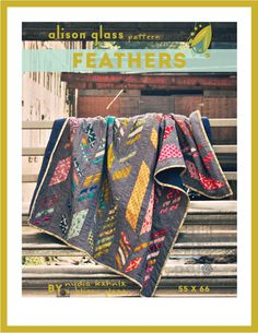 Westwood Acres Fabric — Feathers Quilt Pattern