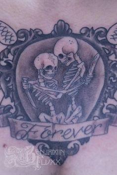 couples tattoo idea