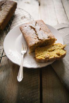 Orange, Spelt and Almond Cake / vegan #vegan