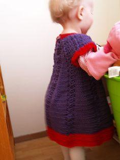 crochet dress for my girl