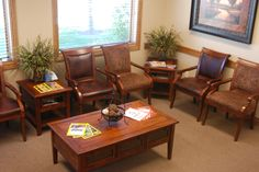 Sitting Area - Idaho Falls, ID  McCord Orthodontics