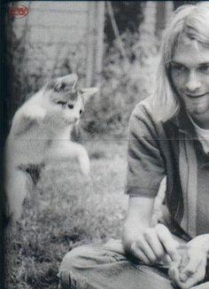 kitties and Cobain