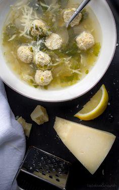 Italian Wedding Soup | @tasteLUVnourish