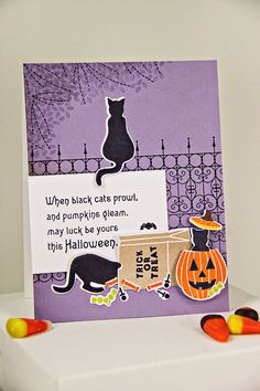 May Luck Be Yours Card by Erin Lincoln for Papertrey Ink (August 2014)