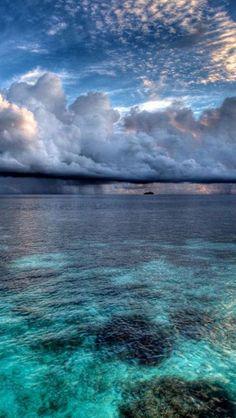 South Male Atoll, Island Nation, Maldives
