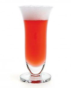 Raspberry Gin Fizz Recipe