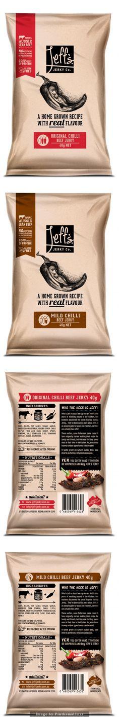 Jeff's Jerky Co.