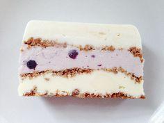 5 Ridiculously Easy, No-Bake Summer Desserts  #refinery29  http://www.refinery29.com/no-bake-desserts#slide2  Lemon Gingersnap Frozen Yogurt Cake