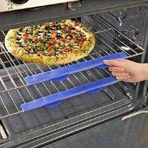brilliant! silicone oven shield