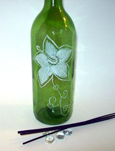 Glass Engraving on Pinterest | Glass Engraving, Wine Glass and Glass ...
