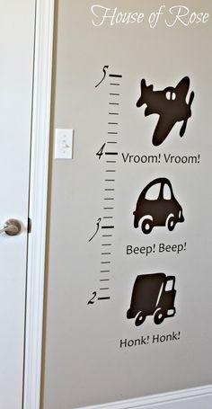 boy transportation room ideas vinyl wall decal