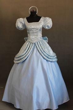 Disney Sandy Princess Cinderlla Princess Dress by animecosplaywig, $168.00 #Cinderella #DisneyPrincess #Disney #Cosplay