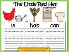 little red hen clip art - Google Search