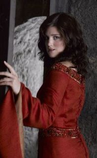 Marian from the BBC Robin Hood.