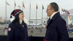 Julie Chu 'humbled' to bear flag at Closing Ceremony