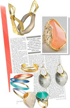 Alexis Bittar Jewelry! I love lucite!