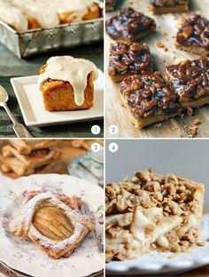 delicious fall desserts