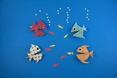 Fish crafts are super popular among kids, so these Clothespin Hungry Fish definitely belong on your list of cool craft ideas. | AllFreeKidsCrafts.com