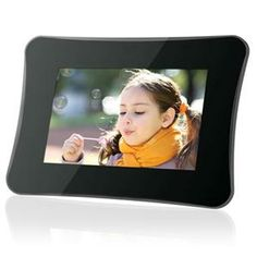 Coby Widescreen Digital Photo Frame #holidaygift #photography