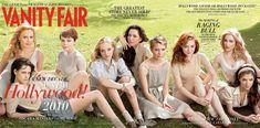 2010: Abbie Cornish, Kristen Stewart, Carey Mulligan, Amanda Seyfried, Rebecca Hall, Mia Wasikowska, Anna Kendrick, Emma Stone, Evan Rachel Wood