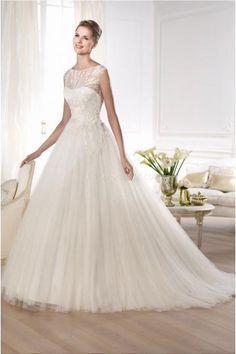 Robe de mariée Pronovias Orba 2014