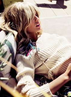 """Toni Garrn in """"American Dream"""" Photographed by Tom Munro & Styled by Belen Antolin for Vogue Spain, June 2012"""