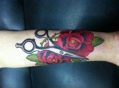 HairDresser Tattoo!