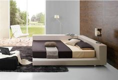 upholstery, bed frames, bedroom furniture, miami, cushion, platform beds, contemporari bed, cream, girl rooms