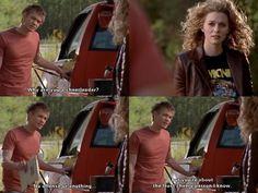 Lucas and Peyton.