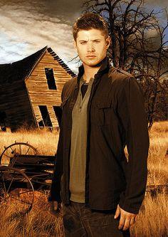 Supernatural promo: Jensen Ackles.