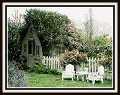 Perfect little backyard cottage