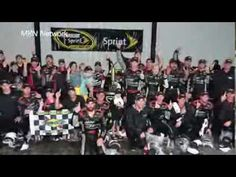 VIDEO (Aug. 7 , 2012): Jeff Gordon drove the No. 24 Drive to End Hunger Chevrolet to Victory Lane on Sunday, Aug. 5 at Pocono Raceway. After the win is announced, MRN interviews Gordon and crew chief Alan Gustafson about their first victory of the 2012 NASCAR Sprint Cup season.